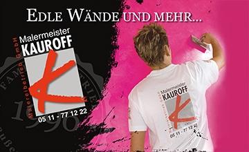 Kauroff Malereibetrieb GmbH
